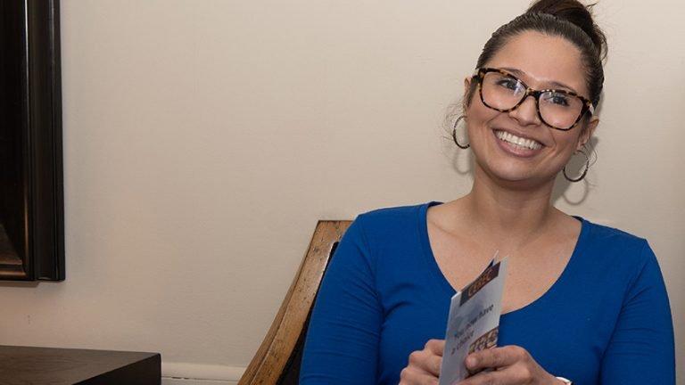 Patient happy about Sedation Options